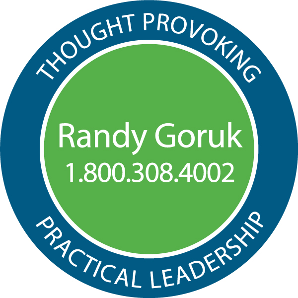 Randy Goruk Leadership Development