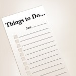 A Leader's To Do List